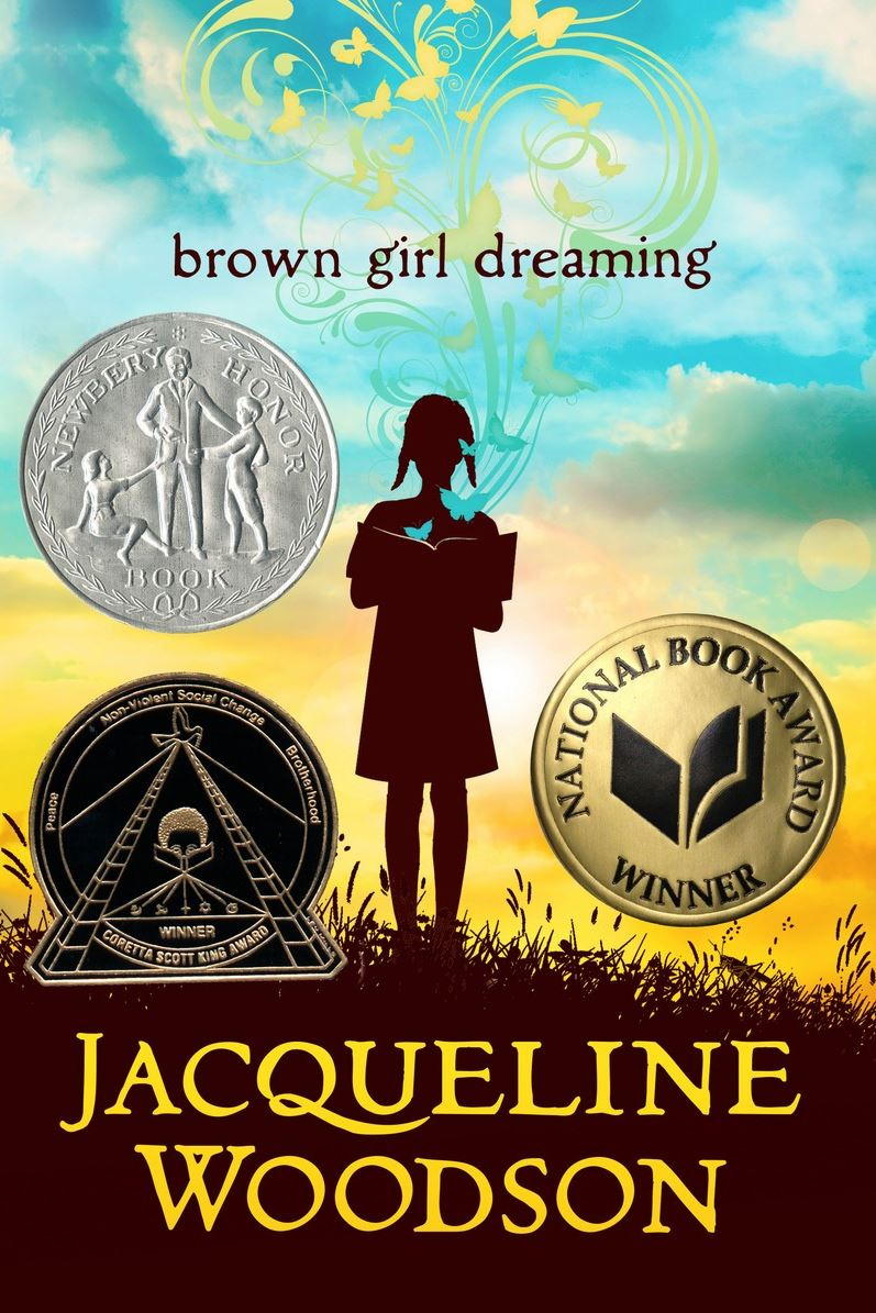 Book Cover Black History : Author jacqueline woodson listens to silences and history