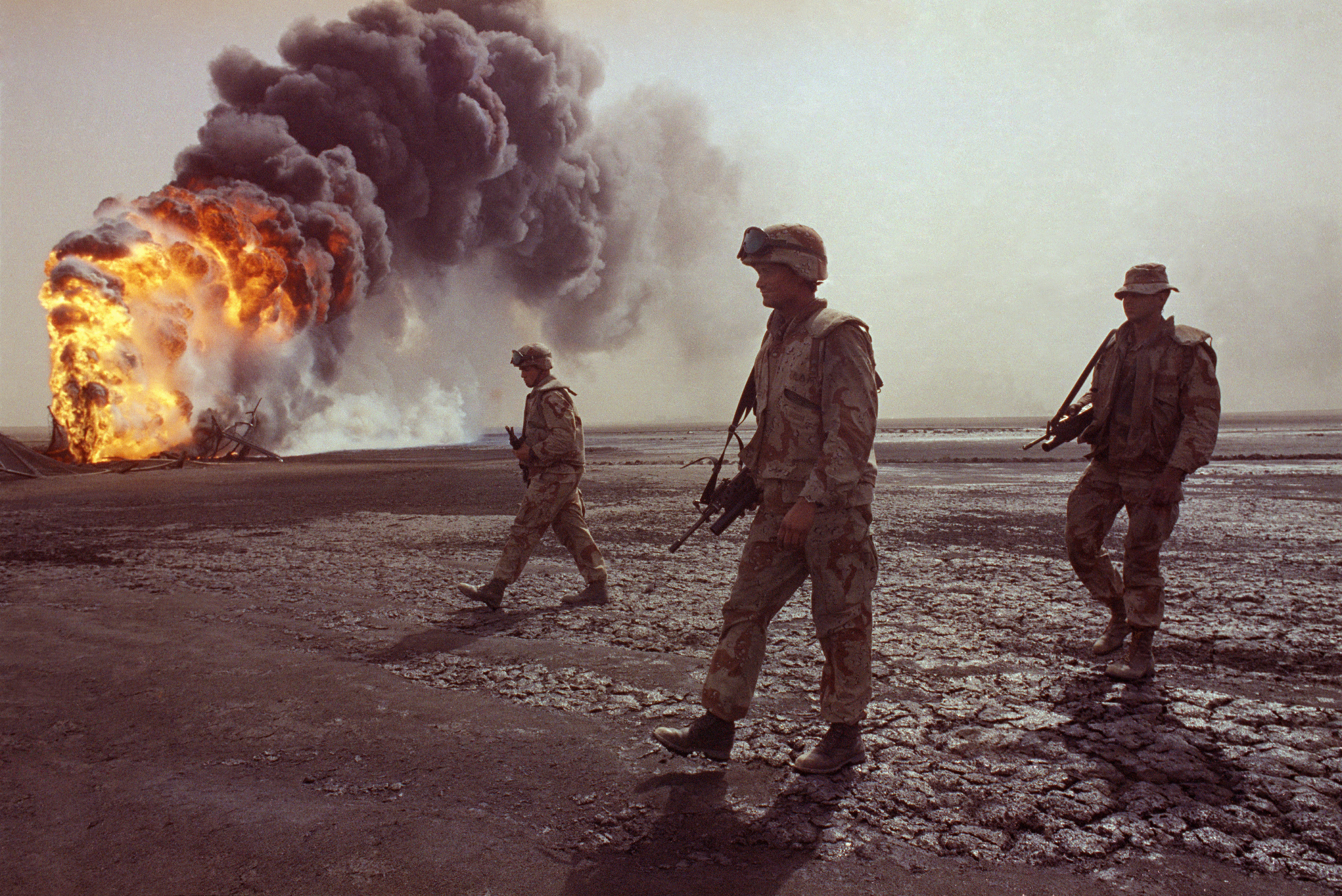 Essay On The Gulf War
