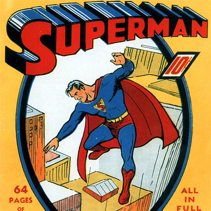 LeapHistory_Superman1-1 A fictional celebrity — Superman — was born Feb. 29, according to references in the comic books.