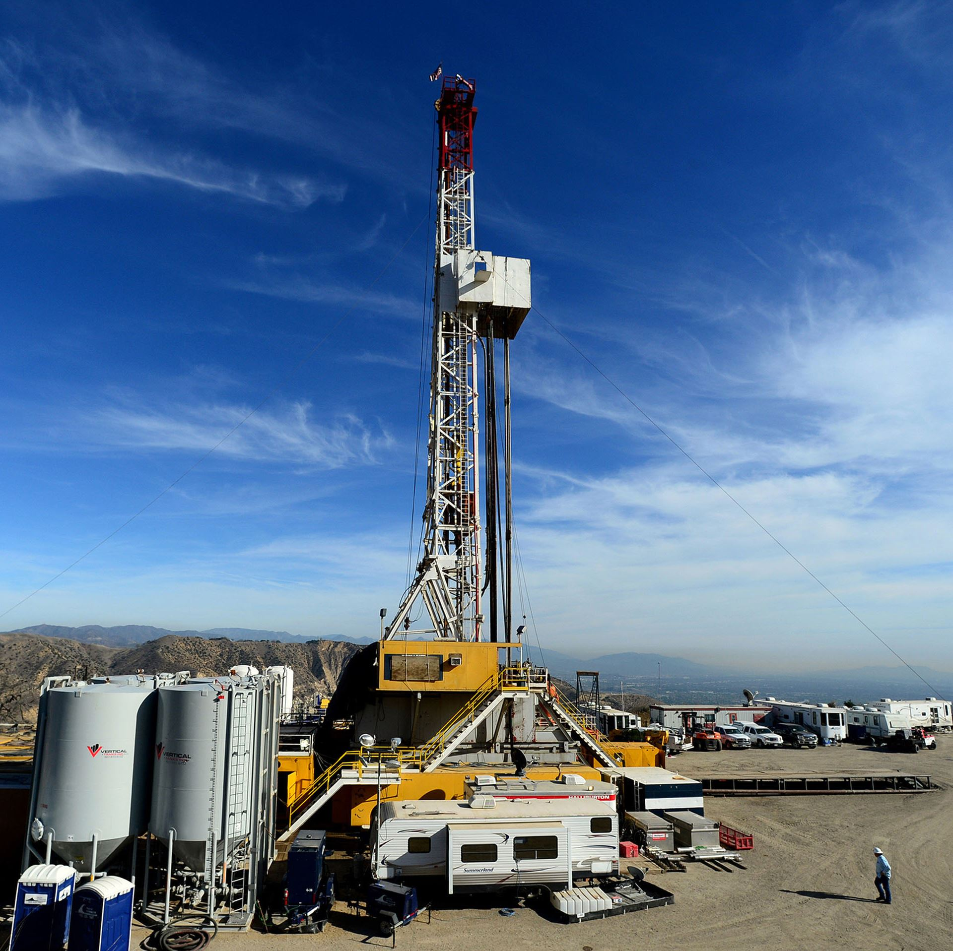 California Gas Leak-1 Acting DEP Secretary Patrick McDonnell offered a detailed justification of the proposed permits for new shale gas well sites and associated equipment in a letter last Friday to three Republican Senate leaders.
