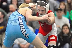 Z.J. Ward of Freedom and Bryan Gaul of Burrell will be looking to lead the top two teams in WPIAL CLass 2A this season.