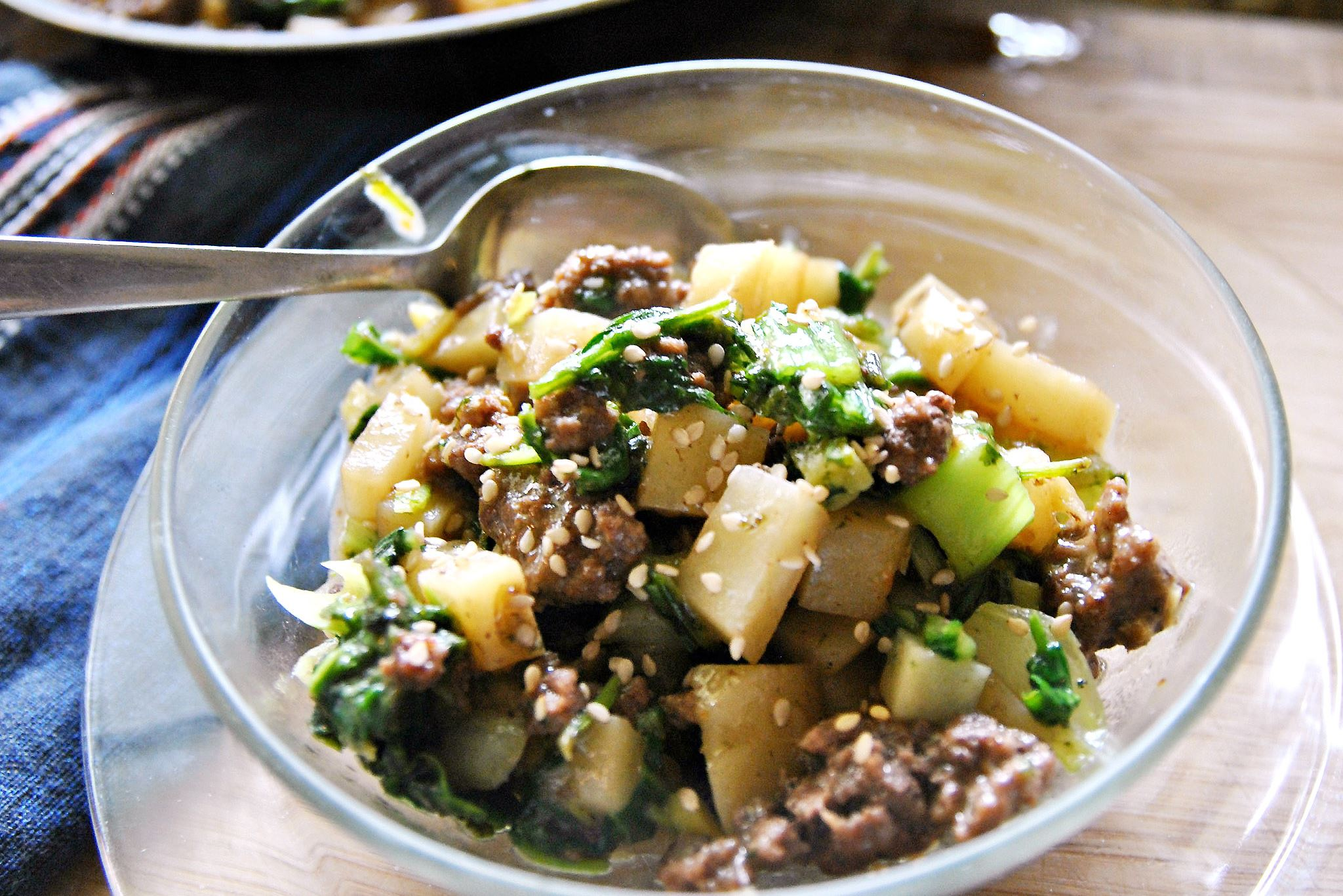 dinnerinabox0309-beef-hot-pot-2 Peach Dish's Beef Hot Pot.