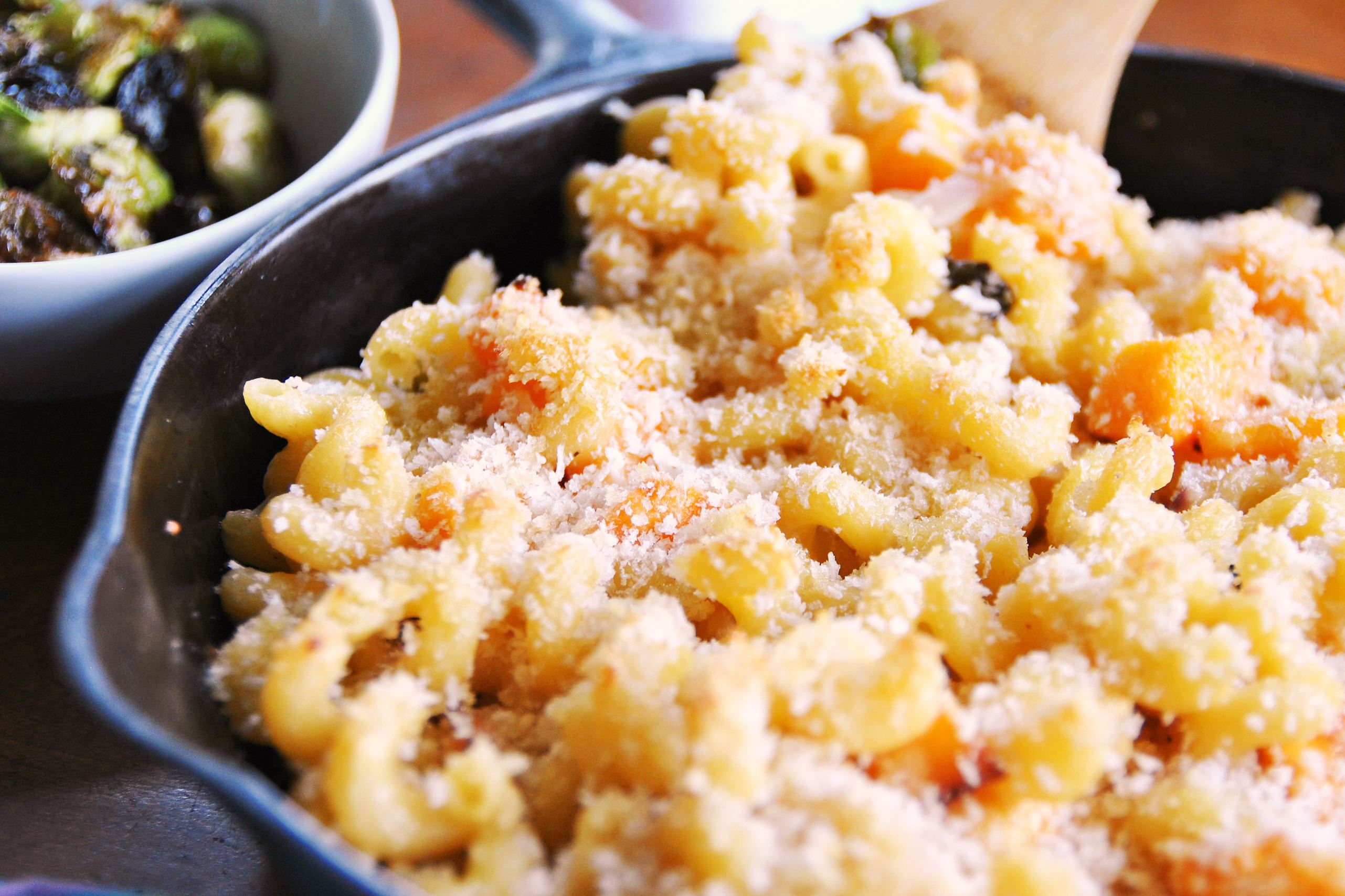 dinnerinabox-mac-cheese Home Chef's Mac 'n Cheese.