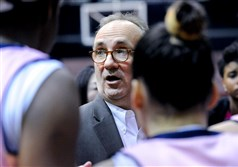 The tournament appearance will be the final one for longtime Robert Morris coach Sal Buscaglia, who will retire at the end of the season, his 13th at the university and 38th as a head coach.