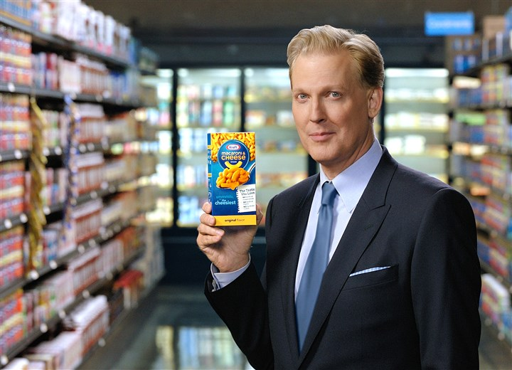 mac_cheese_kilborn_biz_01-1 Craig Kilborn in new Kraft macaroni and cheese television ad.