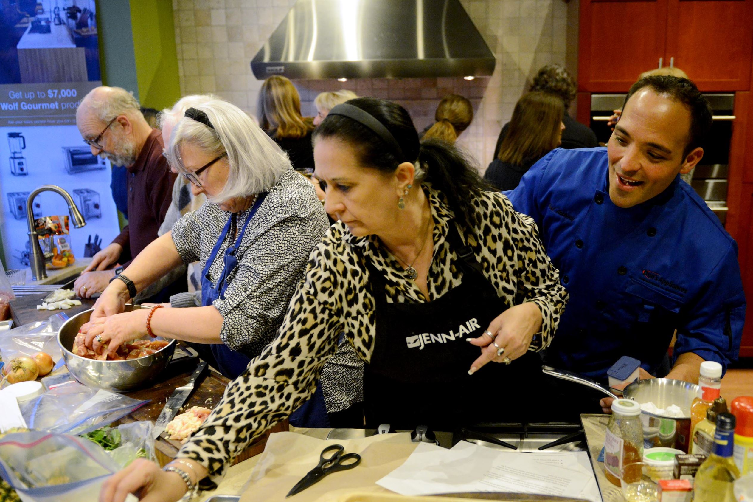 Chef Anthony Marino Brings Enthusiasm To Pittsburgh Home Garden Show Pittsburgh Post Gazette