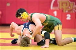 Penn-Trafford's Cameron Coy is one of eight returning WPIAL champions.