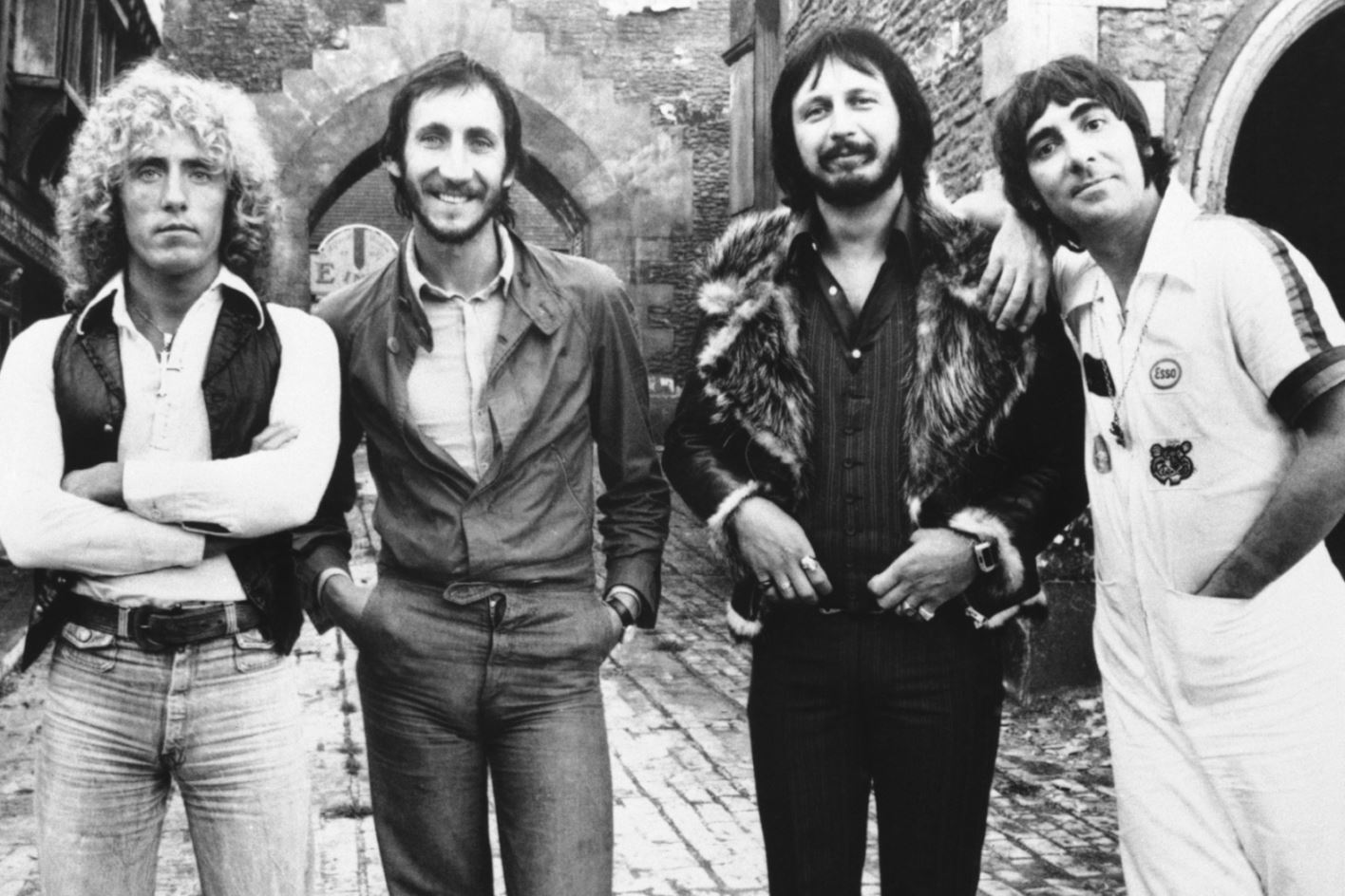 The Who Song Lyrics