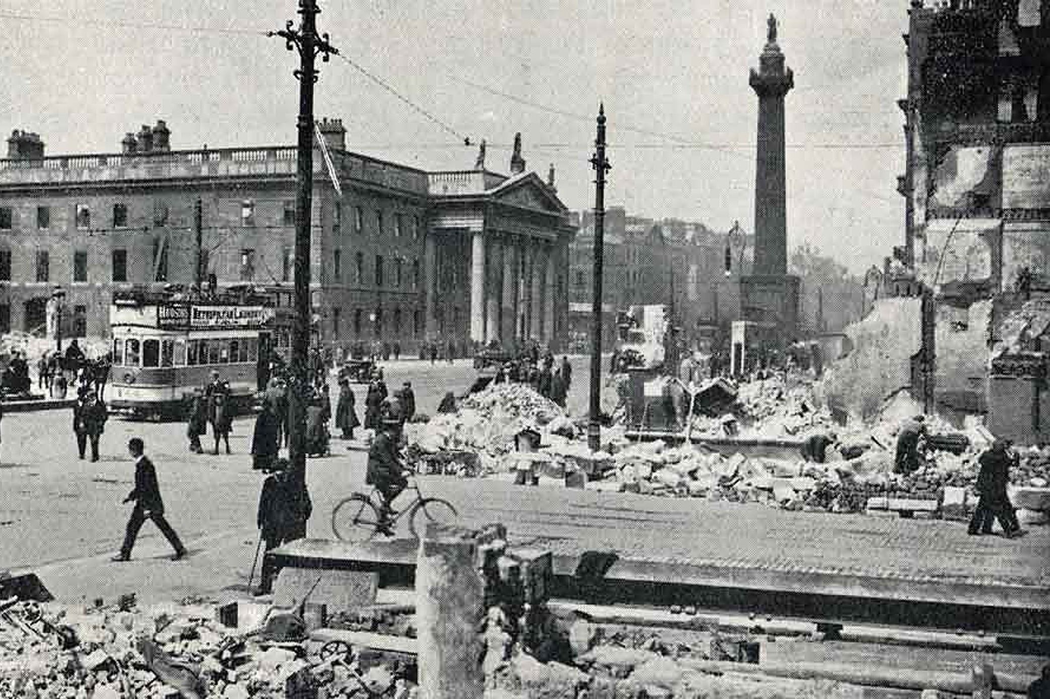 easter rising 1916 Perhaps the most controversial aspect of the easter rising of april 24, 1916, was its legacy.