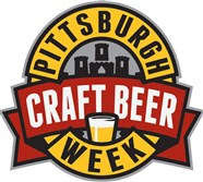 Logo for Pittsburgh Craft Beer Week, 2016.