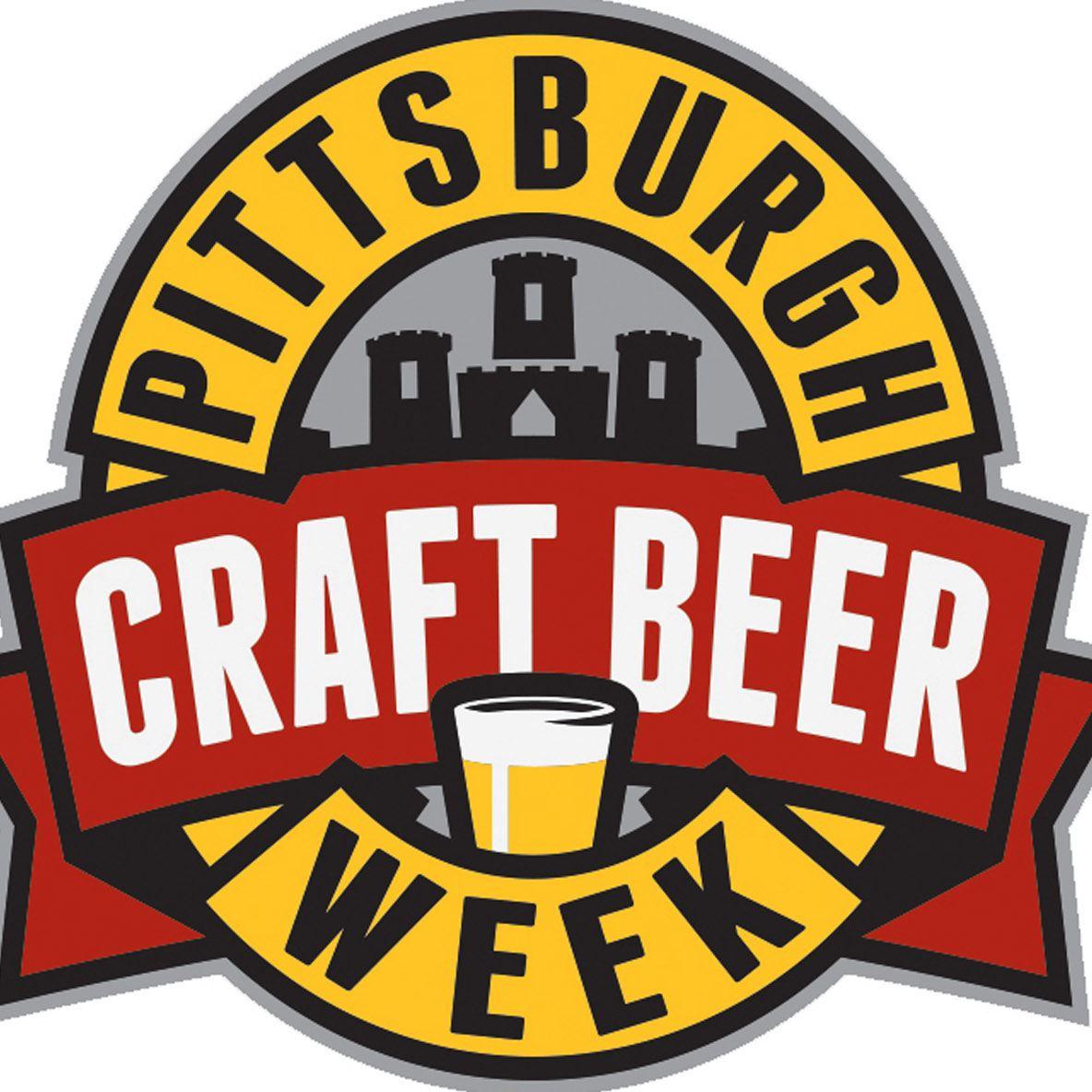 craft_beer_2016_mag Logo for Pittsburgh Craft Beer Week, 2016