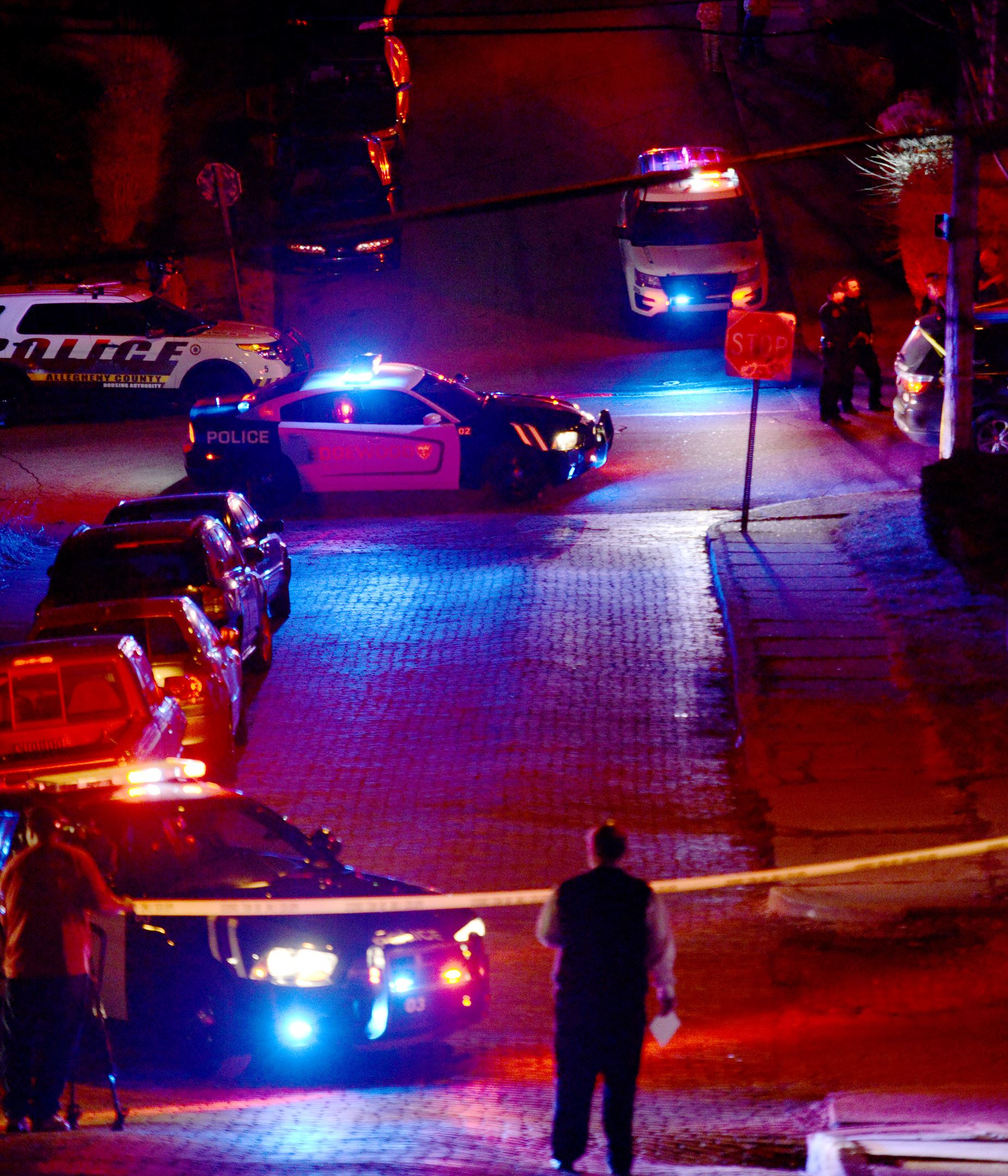 Authorities Reaching 'conclusion' In Wilkinsburg Shooting