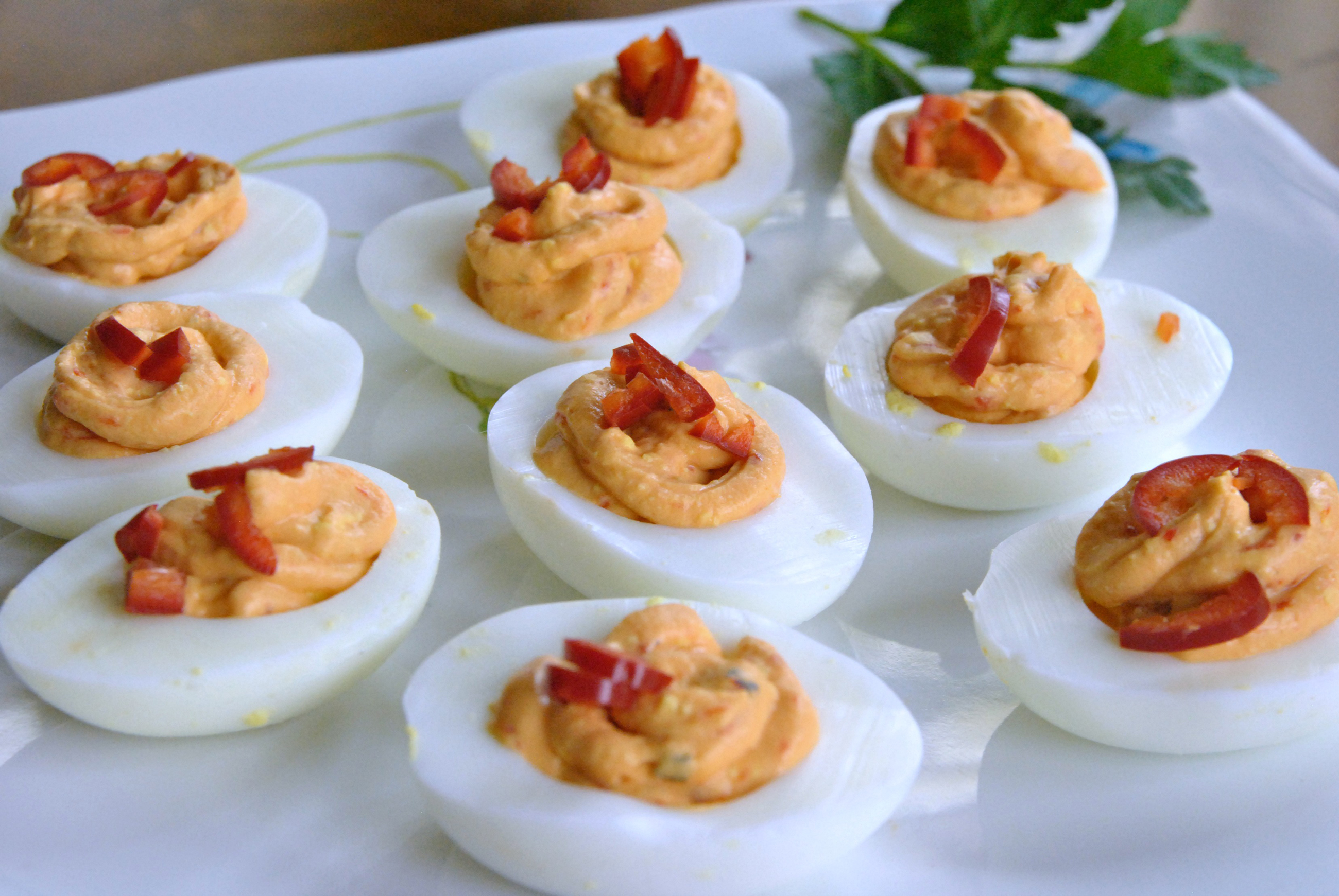 Deviled eggs with a twist | Pittsburgh Post-Gazette