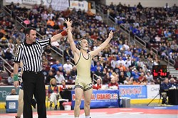 Spencer Lee, a wrestling star for Franklin Regional, will get a firsthand look at the Olympics in Rio.