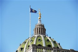 The full Pennsylvania State Senate is to return to the Capitol for two days and it could vote on bills to raise revenue through a mix of borrowing and taxes.