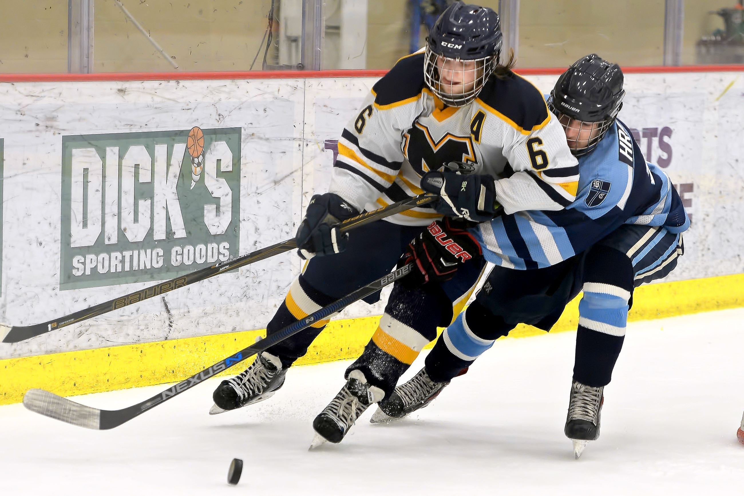 PA H.S.: High School Hockey Growing Despite Challenges