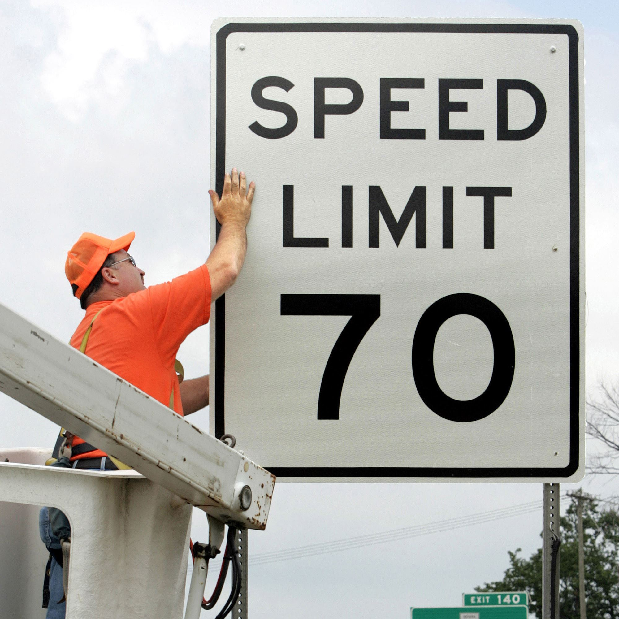 PennDOT Officials Analyzing Where Best To Post 70 Mph