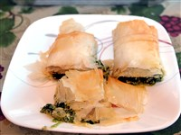 Spanakopita will be among the classic Greek treats available at the Annunciation Greek Church's food festival.