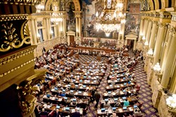 The state House approved a bill Tuesday that would affect pensions for future state and public school employees.
