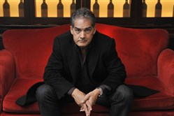 "Philip Kerr, author of ""The Other Side of Silence."""