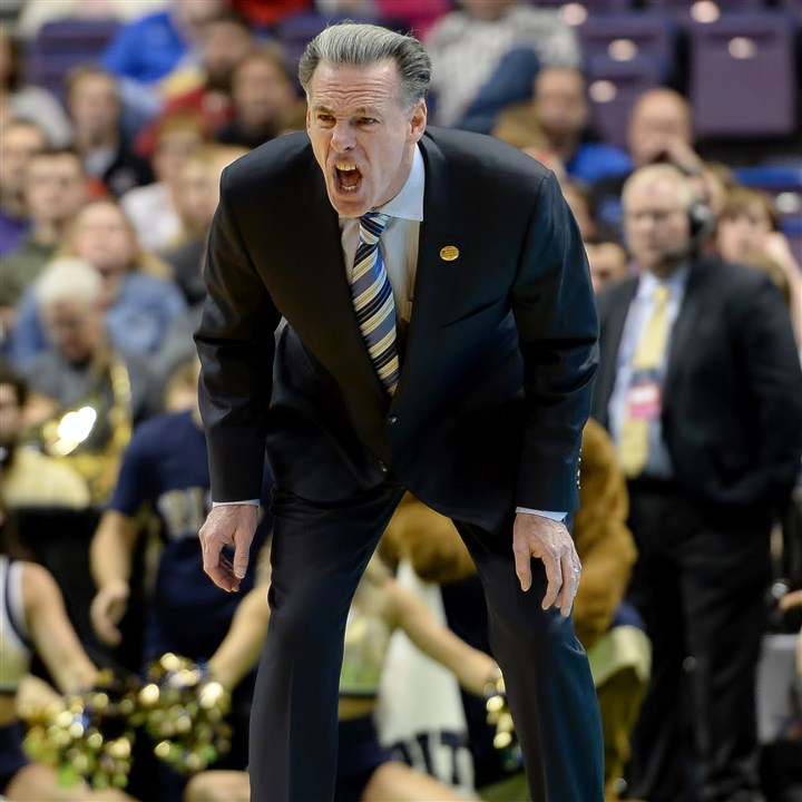 20160318mfpittsports02-1 Jamie Dixon led the Panthers to 328 wins in his 13 seasons as coach.
