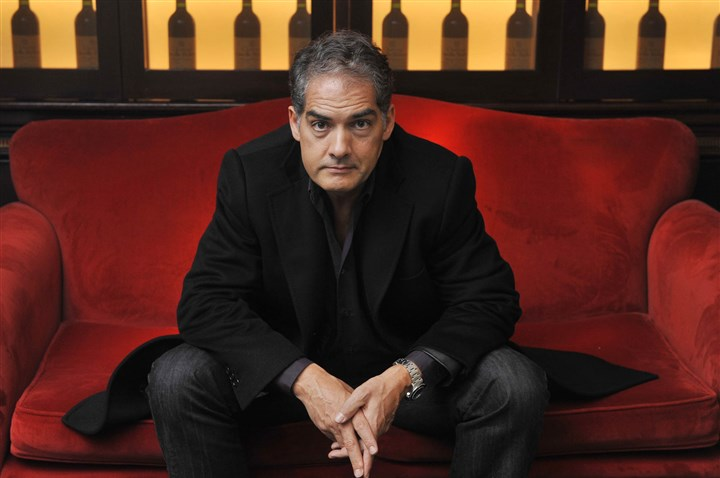"PhillipKerr_0327-1 Philip Kerr, author of ""The Other Side of Silence."""
