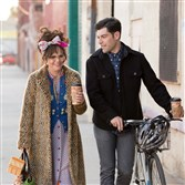"Hello_Doris-17598.CR2 Sally Field and Max Greenfield in ""Hello, My Name is Doris."""