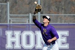 Plum's Alex Kirilloff practices with his team on March 23,.