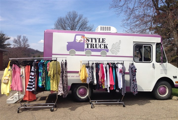 Style Truck Style Truck, owned by Jackee Ging, is one of Pittsburgh's mobile boutiques.