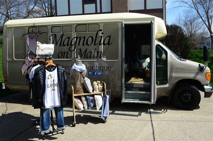 Magnolia on Main Magnolia on Main is Pittsburgh's newest mobile boutique.