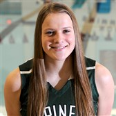 Pine-Richland's Amanda Kalin is the Post-Gazette's Female Athlete of the Year.