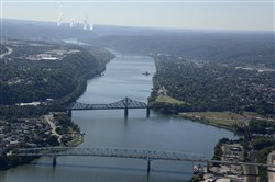 A soon-to-be-released report predicts dramatic changes for the Ohio River Basin in the next 25 years.