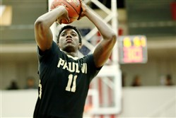 Paul VI High School's Corey Manigault, who signed with Pitt and then-coach Jamie Dixon, announced today he is reopening his recruitment.