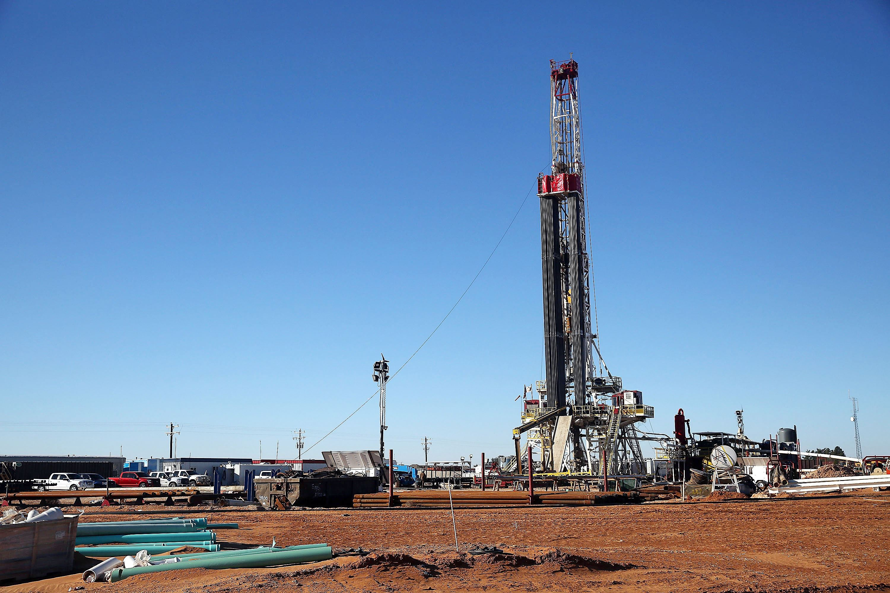 Is There Man Made Oil Natural Gas