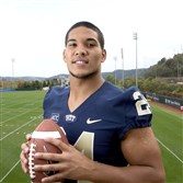 Pitt running back James Conner will appear on the Ellen DeGeneres Show on April 21. He was diagnosed with Hodgkin Lymphoma in November.