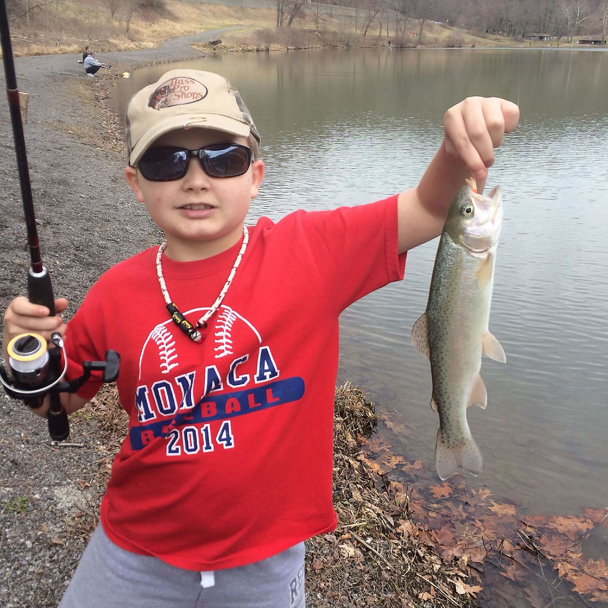 Tips For Mentored Youth Trout Fishing Day In Pennsylvania: Family Fishing Activities