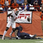 Clemson's Mackensie Alexander is a possible target for the Steelers entering this week's draft as the team is in desperate need of more talent in the secondary.