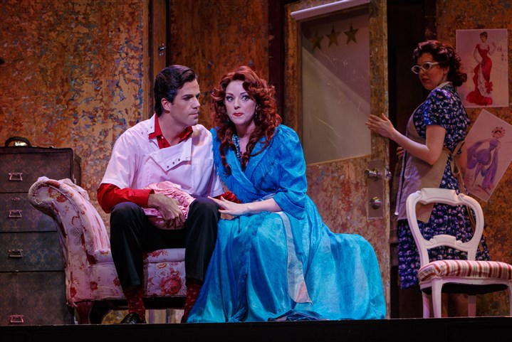 Barber Of Seville Summary : Review: Pittsburgh Opera gives classic Barber of Seville a Hollywoo...