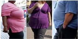 Obesity rates for men and women in the U.S. had been roughly the same for about a decade. But in recent years, women have surged ahead and now just over 40 percent of women are obese, compared to 35 percent of men.