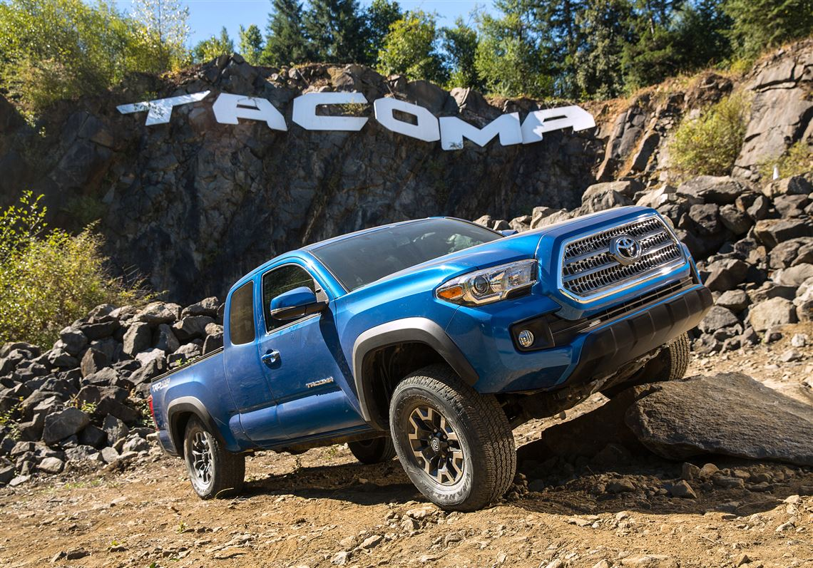 Scott Sturgis' Driver's Seat: Toyota Tacoma is reliable, but
