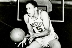 Chuck Cooper was a City League great at Westinghouse High School. He went on to play at Duquesne University and was the first black player taken in the NBA draft by the Boston Celtics in 1950.