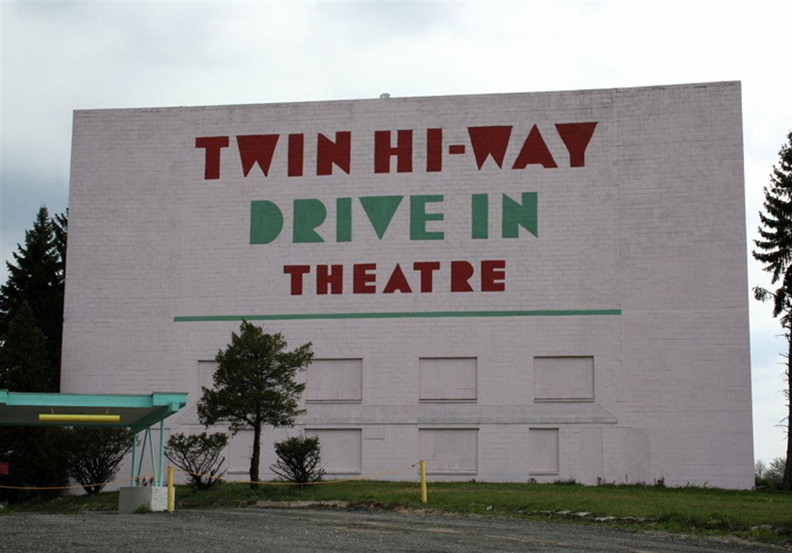Twin Hi Way Drive In Robinson