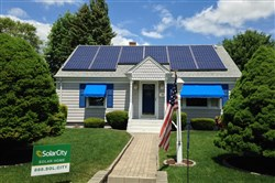 With the installation and generation costs falling, Solar City, the largest solar company in the United States, is expanding to the Pittsburgh area.