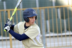 Vincentian's Kyler Fedko was 11 for 14 with two home runs and four RBIs in four games last week.