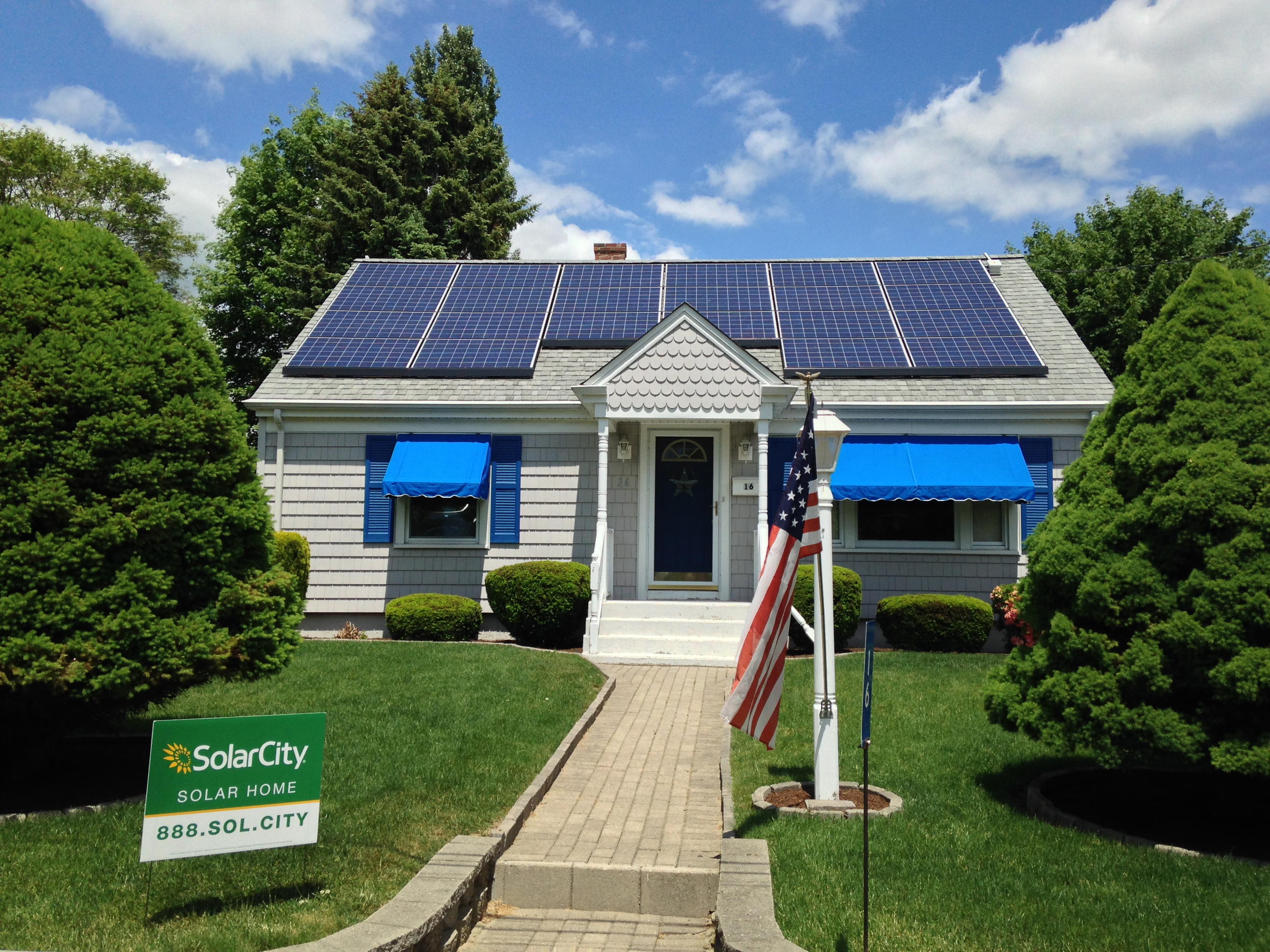 SolarCity_MA With the installation and generation costs falling, Solar City, the largest solar company in the United States, is expanding to the Pittsburgh area.