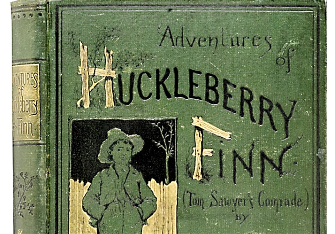 in defense of huckleberry finn pittsburgh post gazette