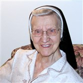Sister Joan of Arc Urban turned 100 years on April 11.