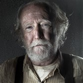 "Scott Wilson from ""The Walking Dead."""