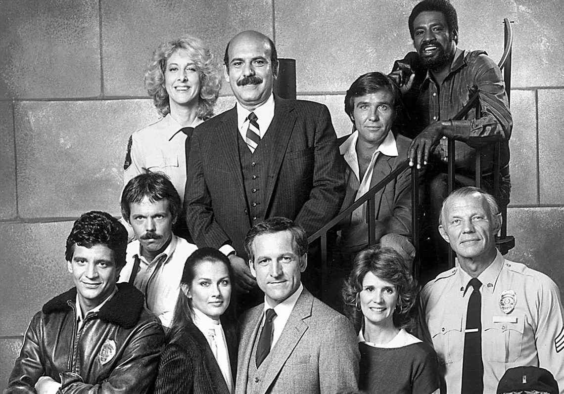 Image result for hill street blues black and white