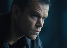 "Matt Damon returns to his most iconic role in ""Jason Bourne.""  ."